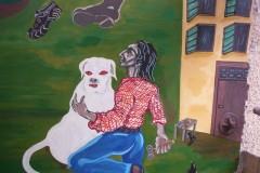 Freskon maalaus, Italia 2010